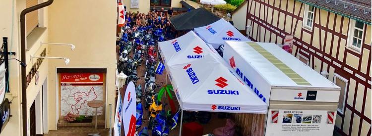 Suzuki beim Sassor