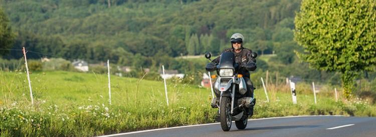 Easy Rider-Feeling im Westerwald