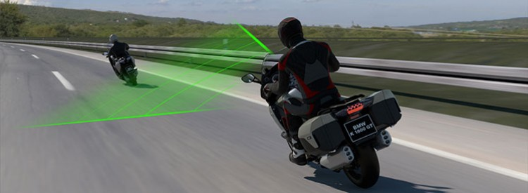 Abstandstempomat für Motorräder kommt