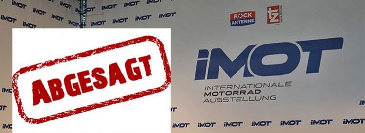 Absage der IMOT 2021
