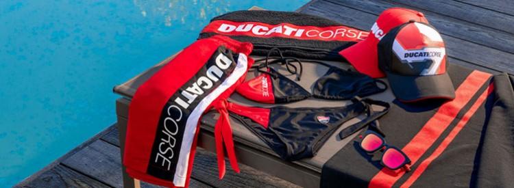 Ducati denkt auch im Sommer an seine Fans